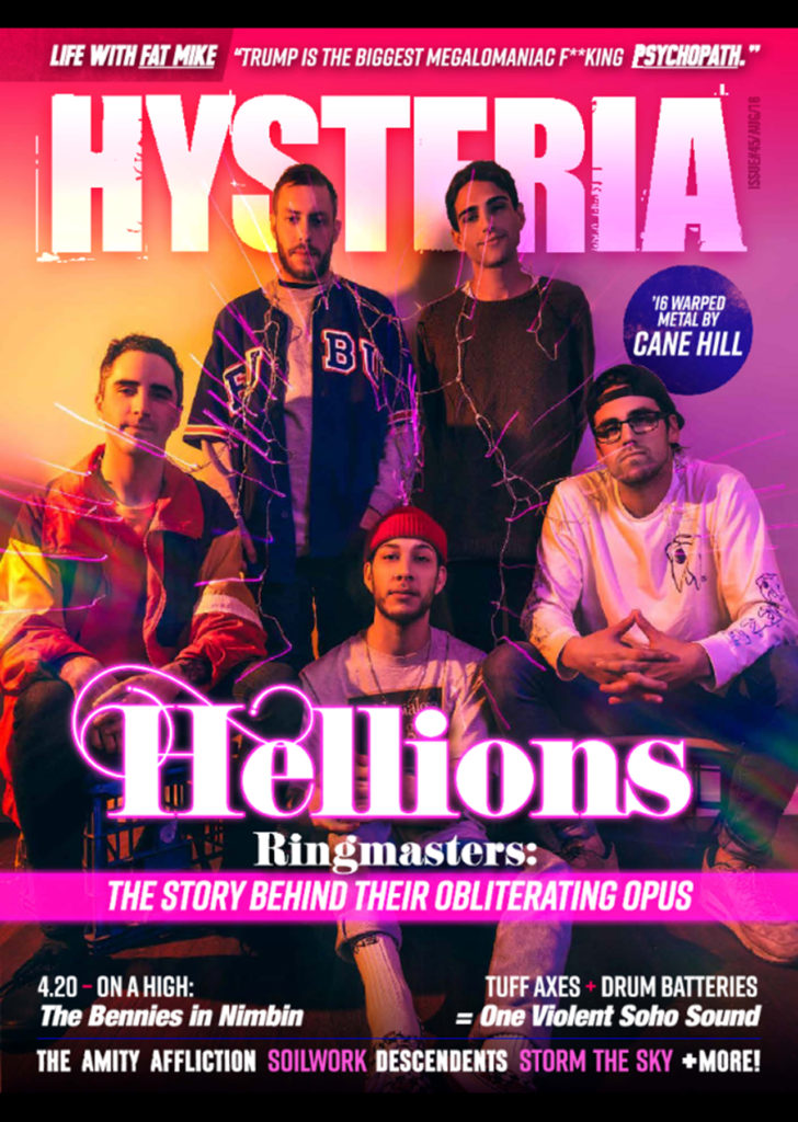 HYS45 COVER